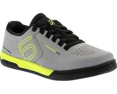 - Five Ten Freerider Pro Men's Flat Pedal MOUNTAIN BIKE SHOE Adidas Light Granite