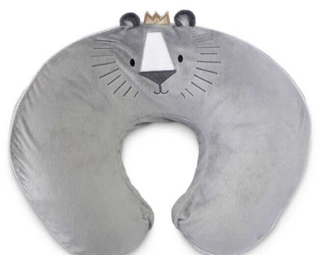 boppy pillow *NEW - Never Used. Royal 👑 Lion 🦁