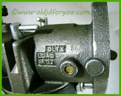 AF240R * DLTX 24 * John Deere G Carburetor * All New * Test Run with Warranty!