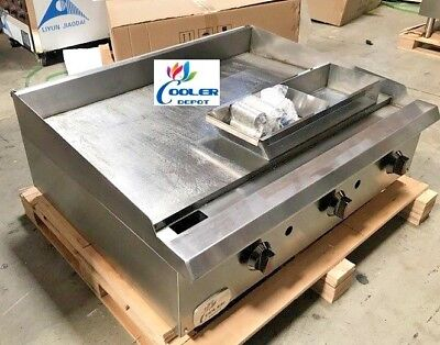 Nsf 36 Ins Toastmaster Griddle Cd-tg36propane Gas Restaurant Equipment