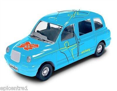 Destination London 2012 Archery Taxi 9 Corgi Perfect In Box Sealed Brand