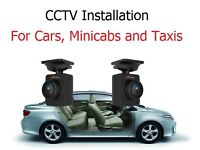 CCTV Installation For Cars, Minicabs and Taxis