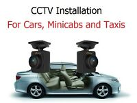 CCTV Installation For Taxis, Minicabs and Cars