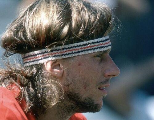Retro Fila Tennis Headband-100% Authentic- Tennis Fancy Dress