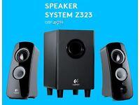 Logi Tech Speaker Set