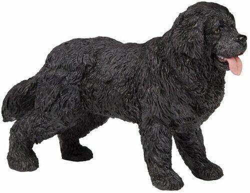 NEWFOUNDLAND TERRIER DOG  54018 ~ FREE SHIP/USA w/ $25.+ Papo Figurines
