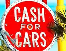 CASH FOR YOUR CARS, UTES, WAGONS, VANS! Coopers Plains Brisbane South West Preview