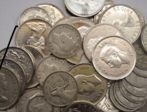 Buying all silver CANADIAN COINS!!!!!