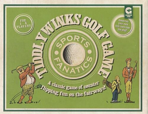 Tiddly+Winks+Golf+Game+1-4players+BRAND+NEW%2FSEALED
