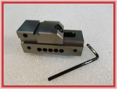 3 12 Precision Toolmakers Screwless Vise New Chvistm-35
