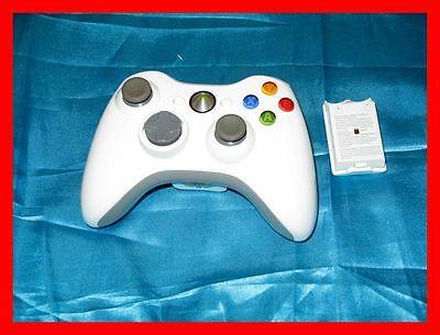 Wireless Controller (Xbox 360) weiß von Microsoft ()