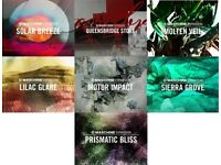 Native Instruments 7 Maschine expansions at half price ,license transfer