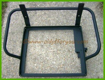 Am1956t John Deere 40 420 430 440 Crawler Seat Frame 100 New Usa Made