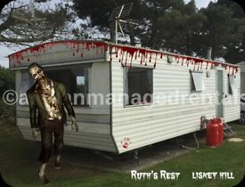 BARGAIN AUTUMN BREAKS: RUTH'S REST: Liskey Hill Holiday Park, Perranporth, Cornwall