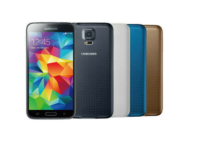 Android Phone - Samsung Galaxy S5 16GB SM-G900F Unlocked  Android Phone Excellent Device