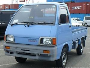 1991 Daihatsu HI-JET 2WD Mini-Truck, KEI car, LOW LOW kms. Coraki Richmond Valley Preview