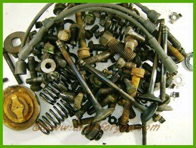10 Pounds John Deere 40 Radiator Cap Spark Plug Wires Valves Springs Bolts Kit