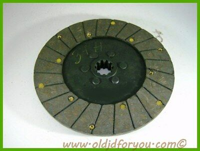 Ah602r John Deere H Clutch Drive Fits Early Tractors Only 1000-9999new