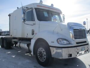 2006 Freightliner Columbia single sleeper for cheap