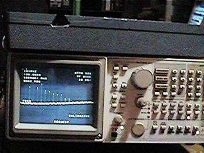 Tektronix 2712 Spectrum Analyzer 9khz To 1.8ghz Gpib Nr