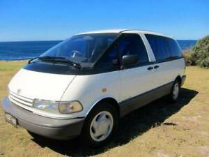 2 Person automatic Campervan Botany Botany Bay Area Preview