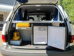 Toyota Tarago Campervan For Sale - Sydney Call 0 Woolloomooloo Inner Sydney Preview