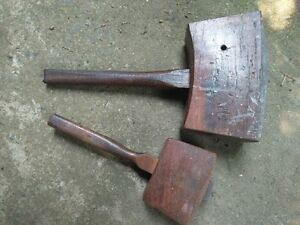Wooden mallets Hahndorf Mount Barker Area Preview