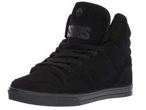 Osiris Men's Clone Skate Shoe, Black/Ops, 10.5 M US
