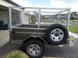 4WD trailer Bli Bli Maroochydore Area Preview