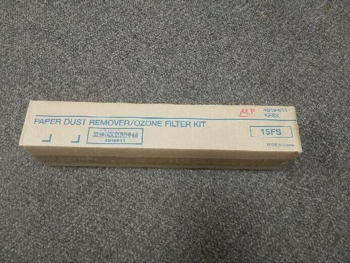 OEM New Konica Minolta Paper Dust Remover/Ozone Filter Kit 15FS
