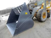 Excavator, Wheel Loader, Skid Steer Attatchments Rentals & Sales