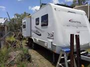 Jayco caravan Gladstone Gladstone City Preview