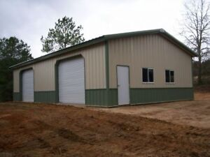 LOW PRICE - Steel Buildings For Sale in Abbotsford