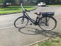 Pendleton Somerby electric bike.