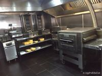 Pizza Shop For Sale in Walsall £49,999