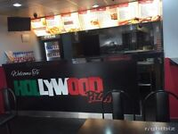 Pizza Shop For Sale in Walsall £29,000