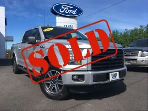 [SOLD!] 2016 Ford F-150 XLT Sport-One Owner, No Accidents