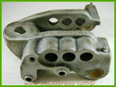 M2213t John Deere 40 420 430 Center Link Bracket Nice Original Part Blasted