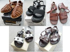 Variety of Brand New Girl's Sandals - Different Sizes & Styles London Ontario image 1