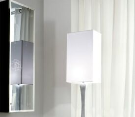 Unico Italia Lamp Shade in White RRP £139.99 50% OFF