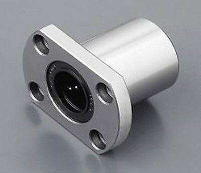 2pcs 20mm Flanged Cnc Router Linear System Bushing