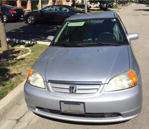 Honda Civic 2002 Sedan