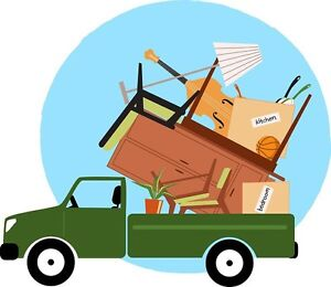 Moving service/ junk removal