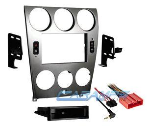 2003 2005 mazda 6 car stereo radio dash mounting bezel. Black Bedroom Furniture Sets. Home Design Ideas