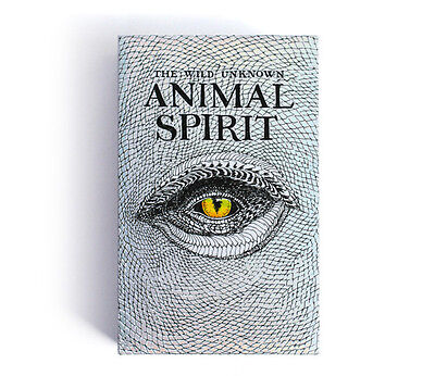 The Wild Unknown Animal Spirit Deck Tarot Deck Self Published 1st Edition
