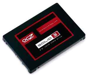 Ocz solid state harddrive 60gb  Kitchener / Waterloo Kitchener Area image 1