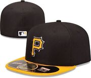Pittsburgh Pirates Hat 7 1 4