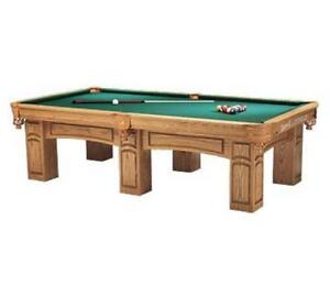 "Connelly Billiards ; ""The Ultimate""   9' Pool Table"