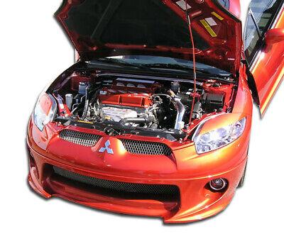 06-08 Mitsubishi Eclipse Racer Duraflex Front Bumper Lip Body Kit!!! 102272