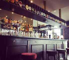 Experienced Bartender for busy Central London Pub - Good English is essential